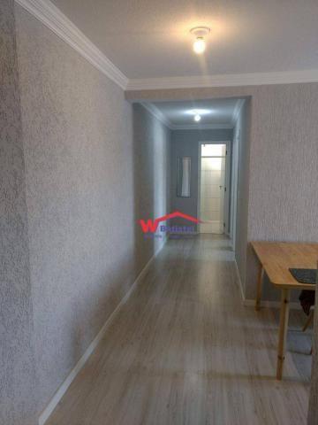 Apartamento com 2 dormitórios à venda, 57 m² por r$ 250.000 - rua vinte e cinco de dezembr - Foto 11