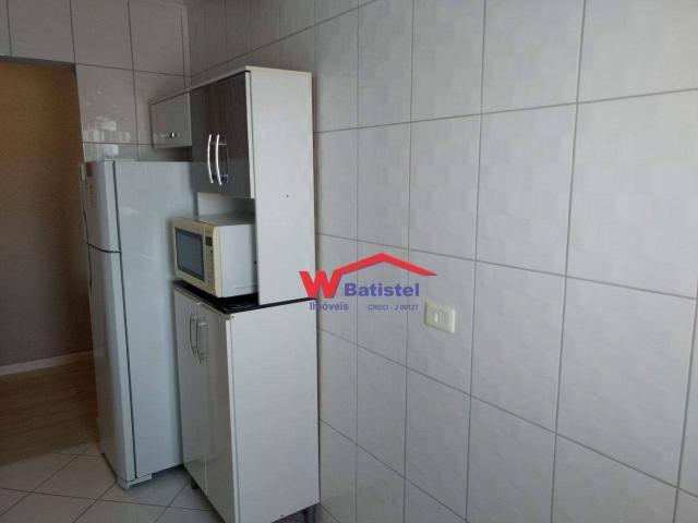 Apartamento com 2 dormitórios à venda, 57 m² por r$ 250.000 - rua vinte e cinco de dezembr - Foto 9