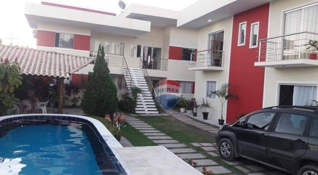 Apartamento residencial à venda, paraíso dos pataxós, porto seguro.