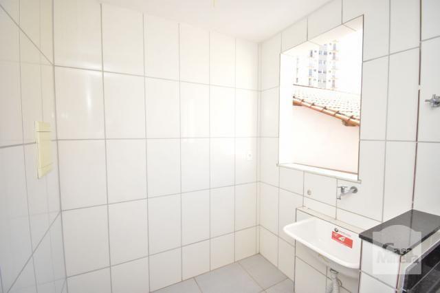 Apartamento à venda com 3 dormitórios em Alto caiçaras, Belo horizonte cod:247835 - Foto 20