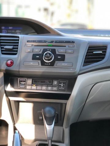 HONDA CIVIC 2012/2012 1.8 LXL 16V FLEX 4P AUTOMÁTICO - Foto 14