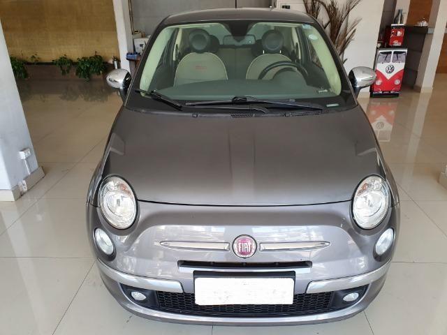 FIAT 500 1.4 Cult 2012