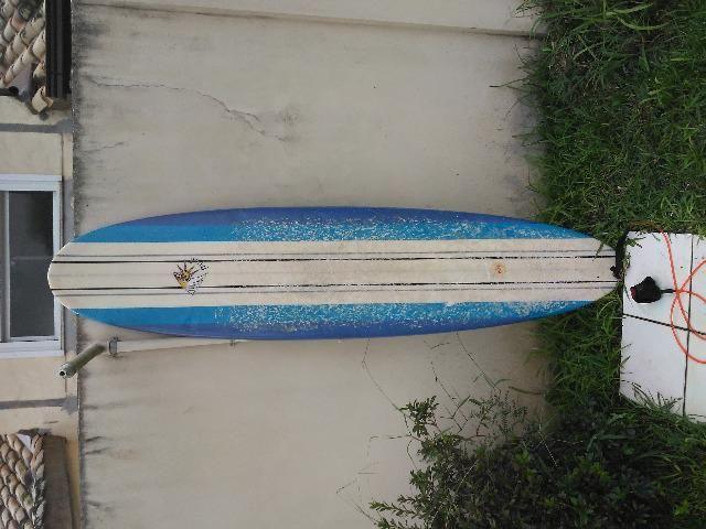 Prancha De Surf Funboard 7'6