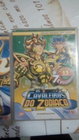 Cavaleiros do Zodiaco original