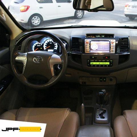 Toyota Hilux Sw4 2012/2012 Blindada - Foto 6