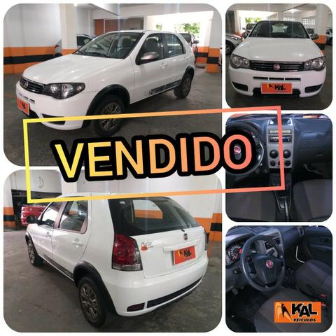 Palio WAY Fire 1.0 Completo