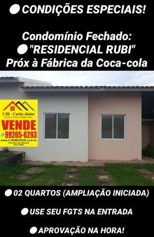 Condomínio Fechado Residencial RUBI, Várzea Grande/MT