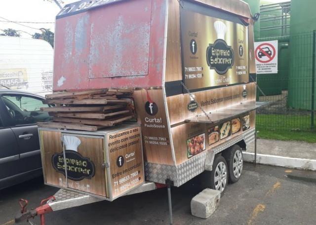 Trailer de comida. Food truck - Foto 3