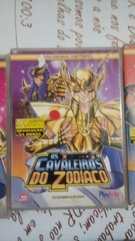 Cavaleiros do Zodiaco original - Foto 4
