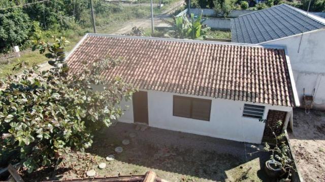Boa casa de alvenaria em itapoá, aproximadamente 1.100 metros da praia, total de 108 m2 co - Foto 8