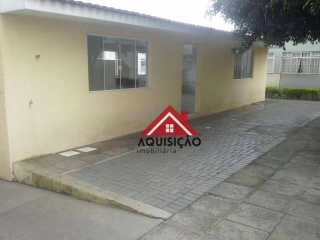 Apartamento com 3 dormitórios à venda, 54 m² por r$ 210.000,00 - capão raso - curitiba/pr - Foto 15