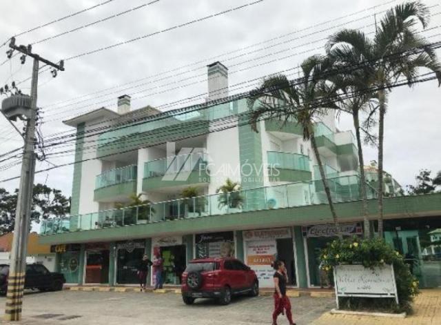 Apartamento à venda com 2 dormitórios em Cachoeira do bom jesus, Florianópolis cod:420936