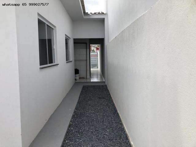 Casa para Venda em Várzea Grande, MANGA, 2 dormitórios, 1 suíte, 2 banheiros, 2 vagas - Foto 8