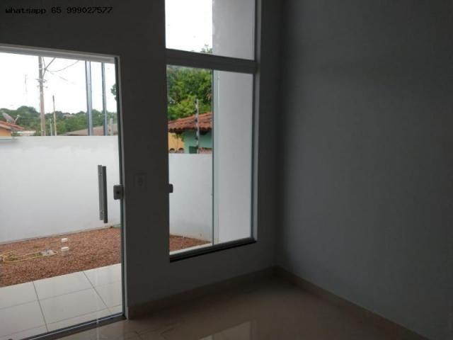 Casa para Venda em Várzea Grande, MANGA, 2 dormitórios, 1 suíte, 2 banheiros, 2 vagas - Foto 20