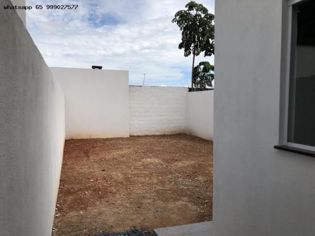 Casa para Venda em Várzea Grande, MANGA, 2 dormitórios, 1 suíte, 2 banheiros, 2 vagas - Foto 6