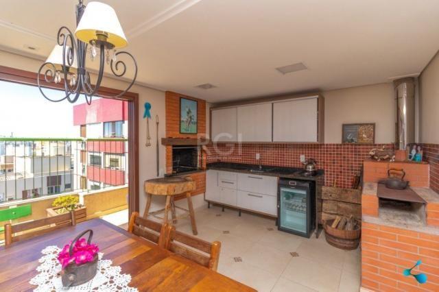 Apartamento à venda com 3 dormitórios em Santo antônio, Porto alegre cod:VP87111 - Foto 7