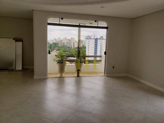 Cobertura com 5 dormitórios à venda, 628 m² por r$ 1.800.000 - vila ema - são josé dos cam - Foto 12