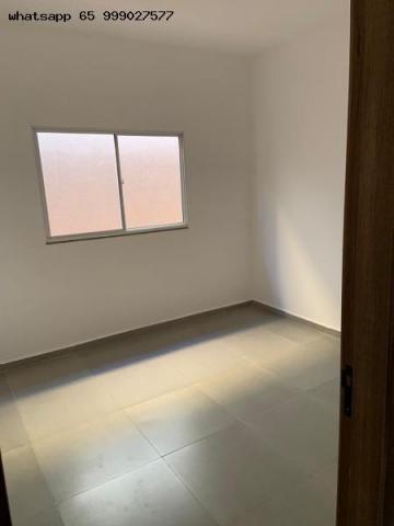 Casa para Venda em Várzea Grande, Nova Fronteira, 2 dormitórios, 1 banheiro, 2 vagas - Foto 4