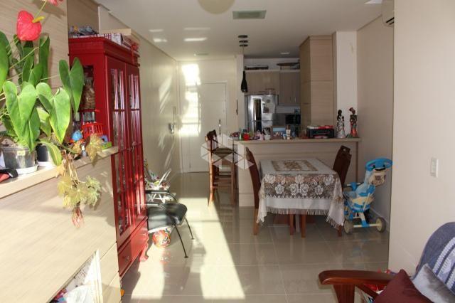 Apartamento à venda com 2 dormitórios em São joão, Porto alegre cod:9889975 - Foto 3