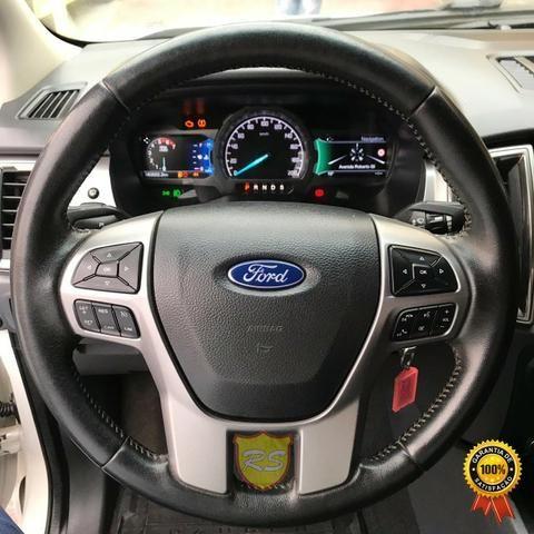 Ford Ranger Xlt 3.2 Diesel Unico Dono Impecavel - Foto 15