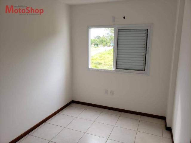 Apartamento com 2 dormitórios para alugar, 52 m² por R$ 900/mês - Coloninha - Araranguá/SC - Foto 7