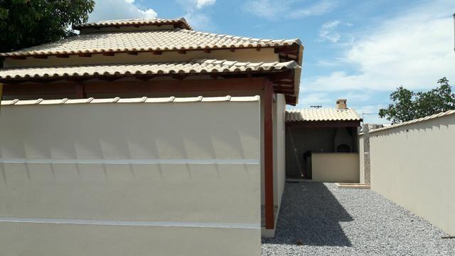 K/ Essa casa é Perfeita!!! Casa Pronta de 2 qts com área gourmet!!! - Foto 11