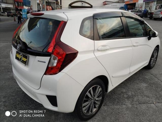 Honda Fit Exl 1.5 Automático Completo - Foto 6