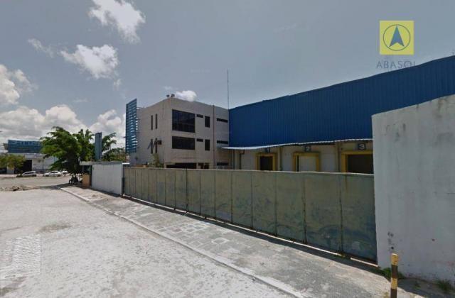 Indústria para locação - Área - Galpão - Foto 3