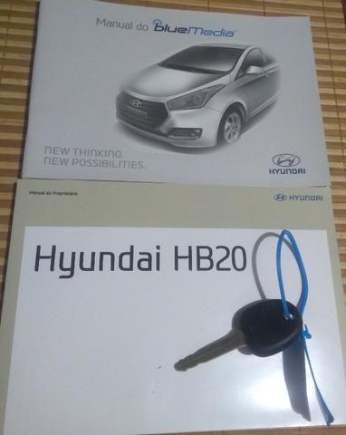 Hyundai HB20S Premium Automático 17/18 Lindo! - Foto 2