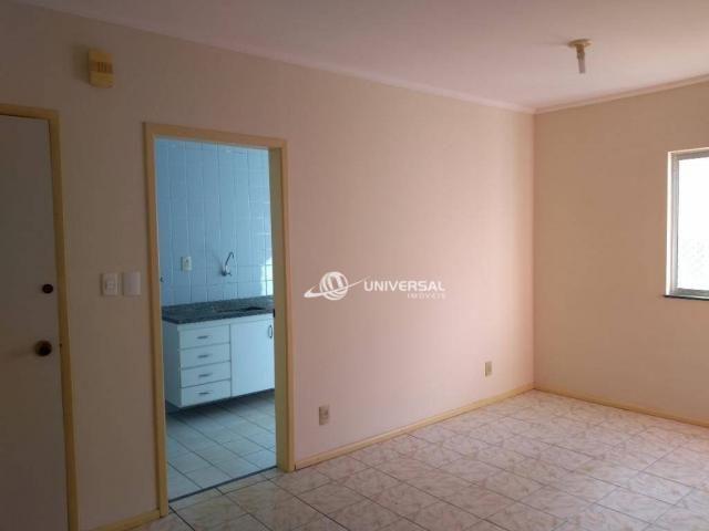 Apartamento com 2 dormitórios para alugar, 55 m² por r$ 700/mês - bandeirantes - juiz de f - Foto 4