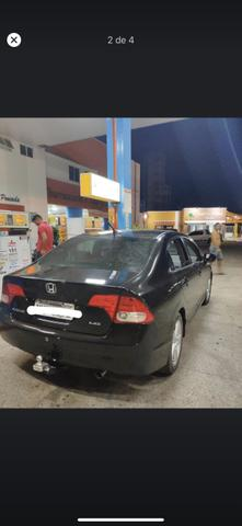 Honda civic lxs automático 1.8 07/07 - Foto 2