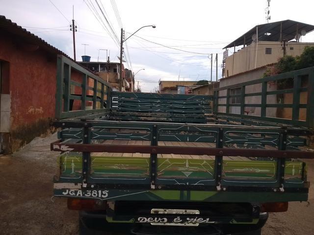 S10 carroceria de madeira - Foto 10