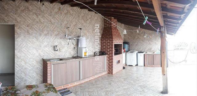 Apartamento à venda com 4 dormitórios em São caetano, Contagem cod:721644 - Foto 5