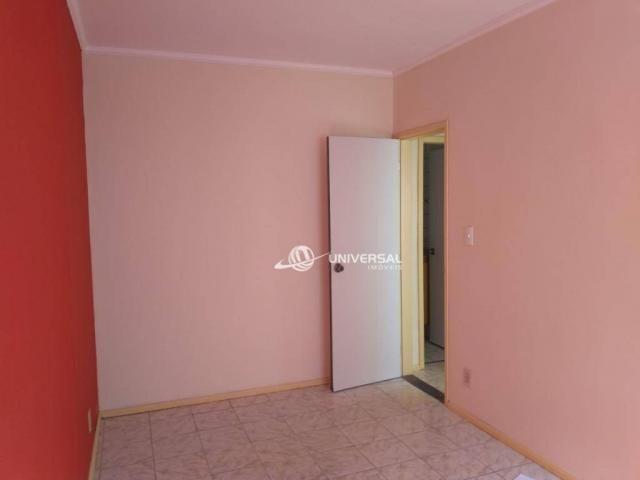 Apartamento com 2 dormitórios para alugar, 55 m² por r$ 700/mês - bandeirantes - juiz de f - Foto 8
