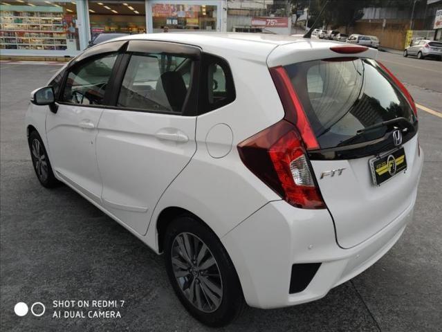 Honda Fit Exl 1.5 Automático Completo - Foto 4