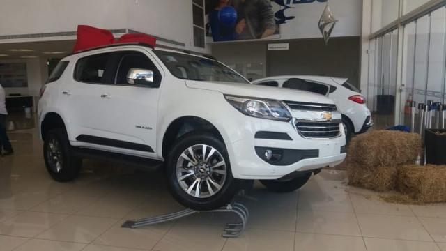 GM CHEVROLET TRAILBLAZER PREMIER 4X4 DIESEL AUTOMÁTICA - Foto 8