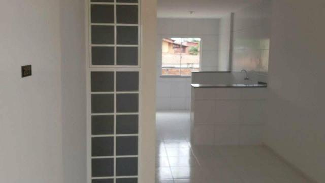 Lindo apartamento de cobertura ,,850.00 excelente localização com área de lazer privada - Foto 6