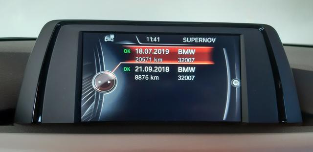 BMW 320i 2.0T - 17/17 - 26.000 km - Foto 11