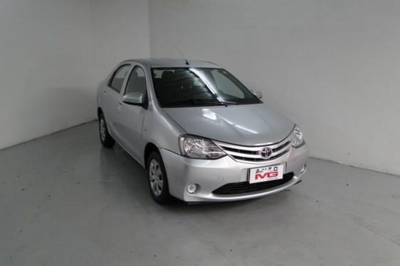 Etios Sedan X 1.5 Flex 16V 4P