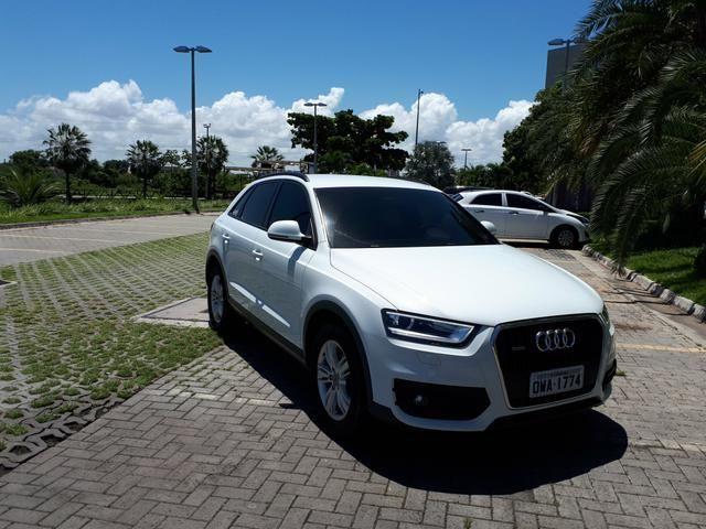 Vendo ou troco carro menor Audi Q3 14/14 - Foto 9