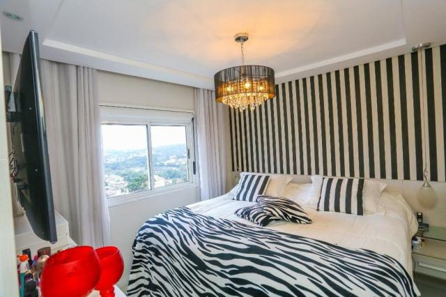 Apartamento à venda com 3 dormitórios em Mossunguê, Curitiba cod:71627 - Foto 13