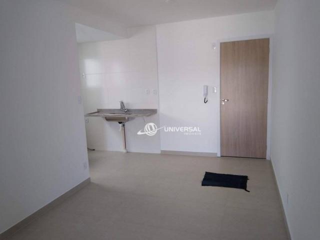 Apartamento com 2 quartos para alugar por r$ 900/mês - costa carvalho - juiz de fora/mg - Foto 5