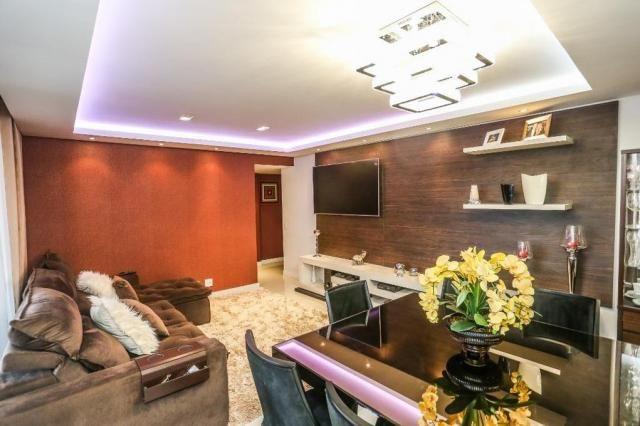 Apartamento à venda com 3 dormitórios em Mossunguê, Curitiba cod:71627 - Foto 5