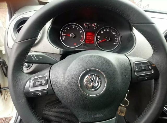 Volkswagen Saveiro Cross 1.6 2016 - Foto 8