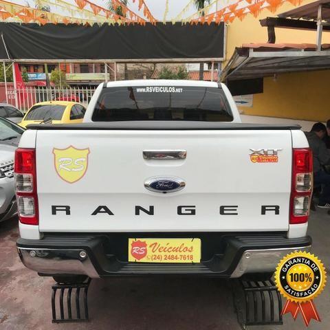 Ford Ranger Xlt 3.2 Diesel Unico Dono Impecavel - Foto 8