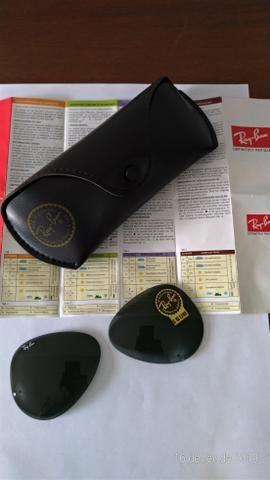 27d3dc9104d13 Vendo par de lentes RAY-BAN + capa do óculos - Bijouterias, relógios ...