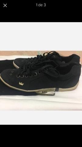 Vendo tênis couro Lacoste Original - Roupas e calçados - Chame Chame ... 13ffd38794