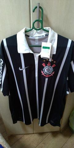 Camisa Corinthians nike Ronaldo 9 - artigo de colecionador temporada 2009 82d48162db1d1