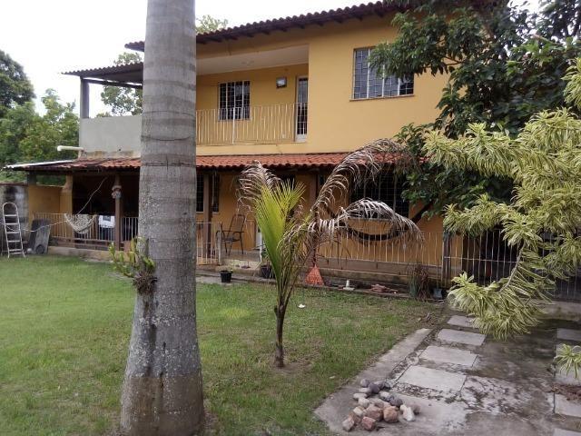 Caetano Imóveis - Sítio em Agro Brasil com casa sede 2 andares - Foto 2