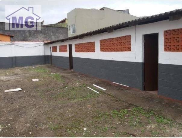 Galpão para alugar, 366 m² por r$ 12.000/mês - botafogo - macaé/rj - Foto 14